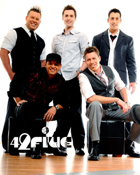 Lake County Concerts present 4 2 Five