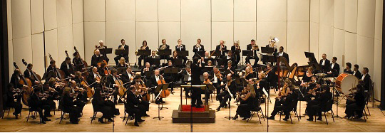 Lake County Concert Association presents the Lake Forest Symphony