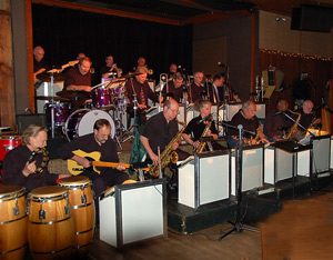 Chicago Grandstand Big Band in Lake County Concerts