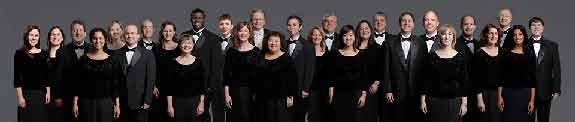 Lakeside Singers perform with the Lake County Concert Association